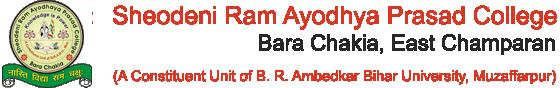 Sheodeni Ram Ayodhya Prasad College, Bara Chakia